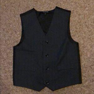 Dress suit vest